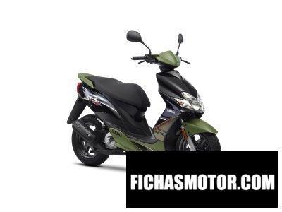 Imagen moto Yamaha jog rr año 2014