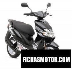 Imagen moto Yamaha jog rr moto gp 2008