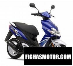 Imagen moto Yamaha jogr 2008