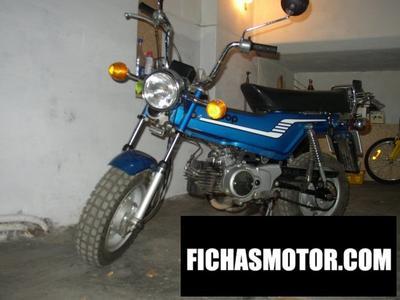 Ficha técnica Yamaha lb 3 bop 80 1978