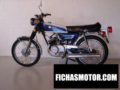 Ficha técnica Yamaha ls 2 1972
