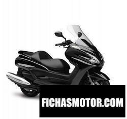 Imagen moto Yamaha majesty 400 abs 2010