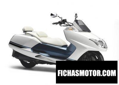 Ficha técnica Yamaha maxam 2015