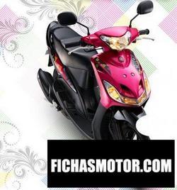 Imagen moto Yamaha mio sporty 2018