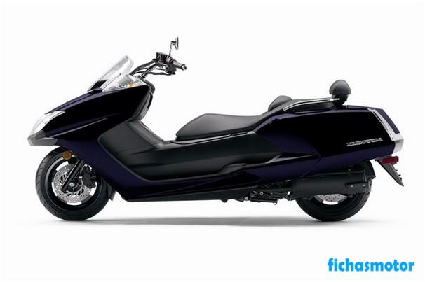 Ficha técnica Yamaha morphous 2008