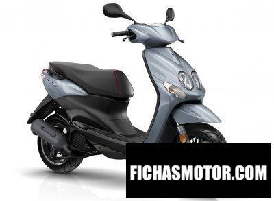 Ficha técnica Yamaha neo s 4 2018