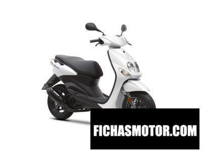 Ficha técnica Yamaha neos 2014