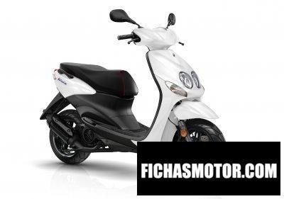 Ficha técnica Yamaha neos 2015