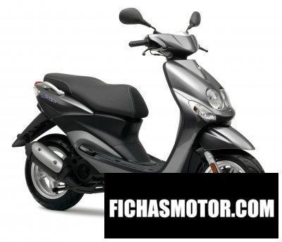 Imagen moto Yamaha neos 50 año 2008