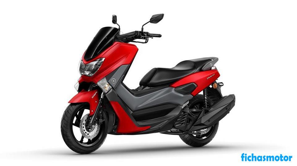 Imagen moto Yamaha NMAX 125 año 2020