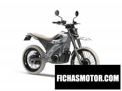 Ficha técnica Yamaha ped2 concept 2016