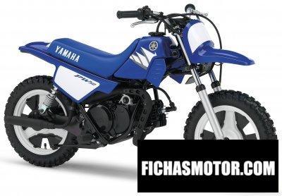 Imagen moto Yamaha pw 50 año 2005