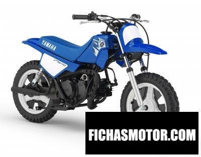 Imagen moto Yamaha pw 50 año 2007