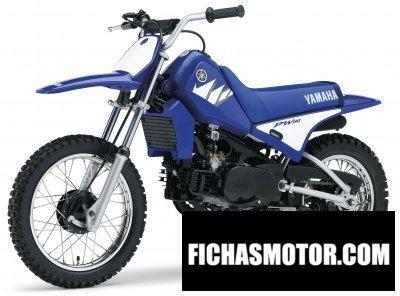Imagen moto Yamaha pw 80 año 2005