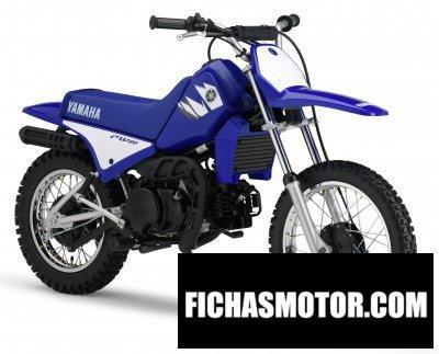 Ficha técnica Yamaha pw 80 2006