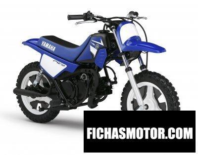 Imagen moto Yamaha pw50 año 2008