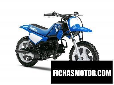 Ficha técnica Yamaha pw50 2009