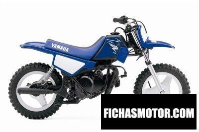 Ficha técnica Yamaha pw50 2010