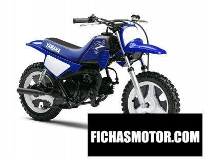 Ficha técnica Yamaha pw50 2011