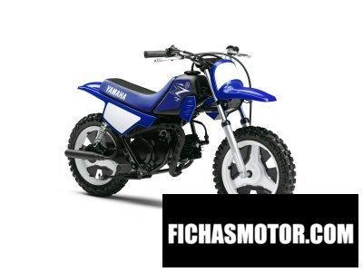 Imagen moto Yamaha pw50 año 2012