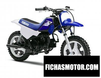 Ficha técnica Yamaha pw50 2013