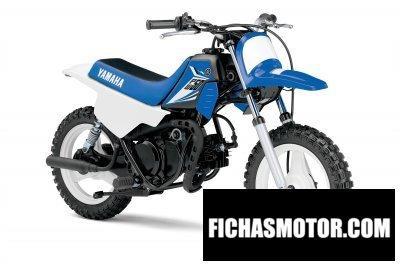Ficha técnica Yamaha pw50 2014