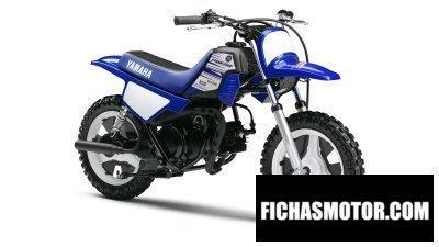 Ficha técnica Yamaha pw50 2016