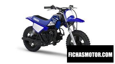 Ficha técnica Yamaha pw50 2017