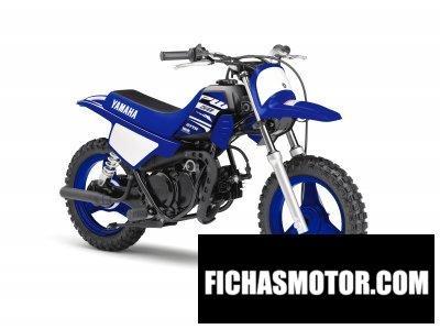 Ficha técnica Yamaha pw50 2018