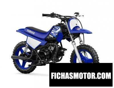 Ficha técnica Yamaha PW50 2020