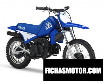 Imagen moto Yamaha pw80 año 2007