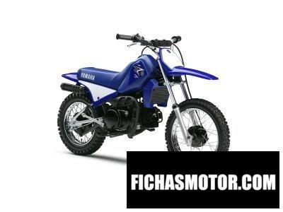Ficha técnica Yamaha pw80 2012