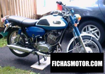 Ficha técnica Yamaha r 3 1970