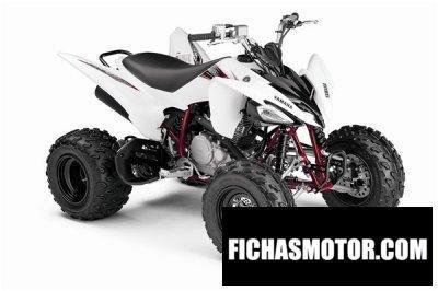 Imagen moto Yamaha raptor 250 año 2009