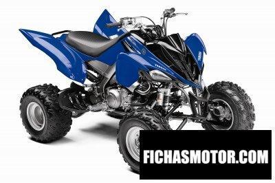 Imagen moto Yamaha raptor 700r año 2012