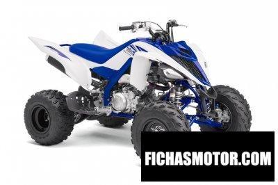 Imagen moto Yamaha raptor 700r año 2017