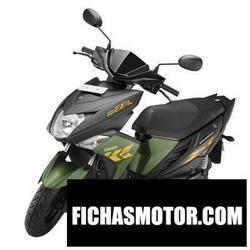 Imagen moto Yamaha ray zr 2018