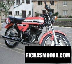 Imagen de Yamaha rd 200 dx año 1976