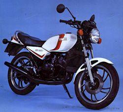 Imagen de Yamaha rd 250 año 1985