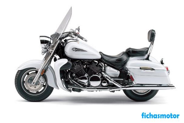 Ficha técnica Yamaha royal star tour deluxe 2006