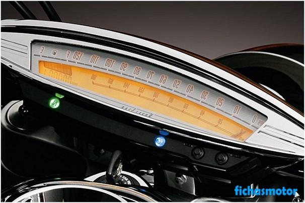 Ficha técnica Yamaha royal star tour deluxe 2008