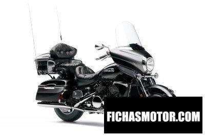 Imagen moto Yamaha royal star venture s año 2014