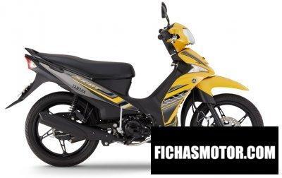 Ficha técnica Yamaha sight 2018