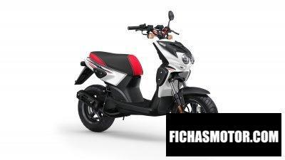 Ficha técnica Yamaha slider naked 2016