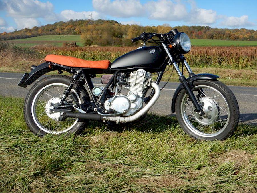 Ficha técnica Yamaha sr 500 1997