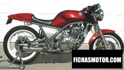 Ficha técnica Yamaha srx 6 1989