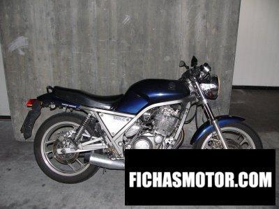 Ficha técnica Yamaha srx 6 1990