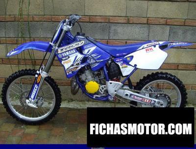 Ficha técnica Yamaha st 125 1998