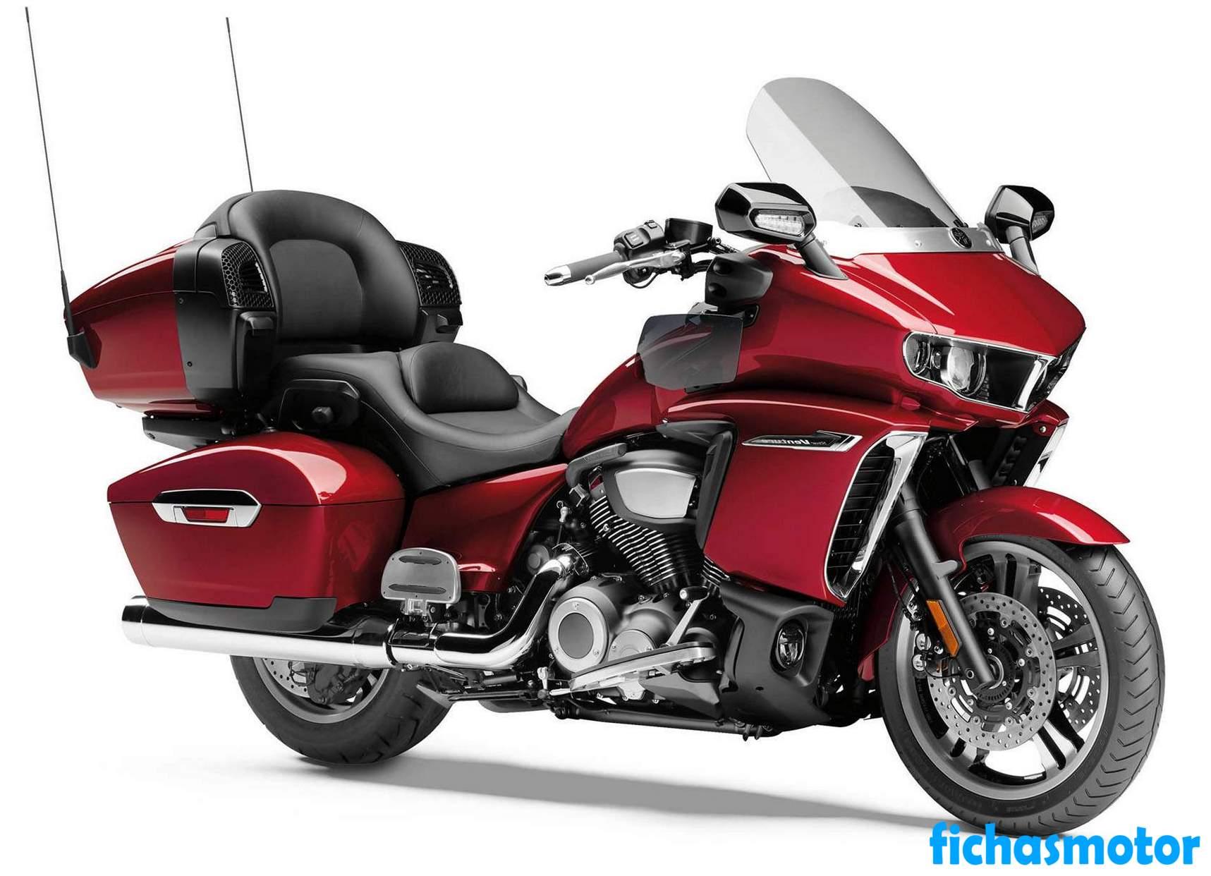 Ficha técnica Yamaha Star Venture 2020