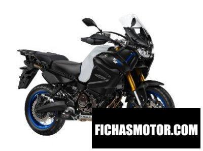 Ficha técnica Yamaha Super Tenere 1200ZE 2020